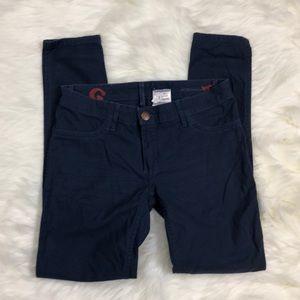 BCBGeneration Alphabet Reversible Skinny Jeans